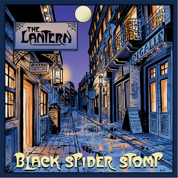 The Lantern cover art