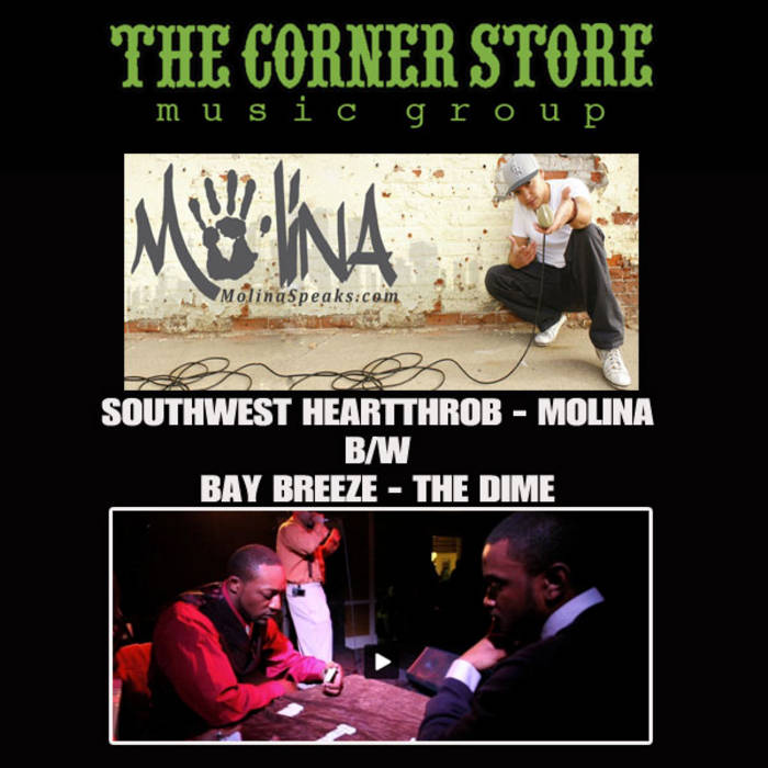 Southwest Heartthrob - Bay Breeze cover art