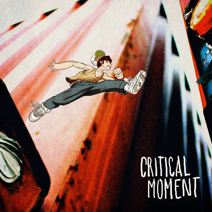 Critical Moment cover art