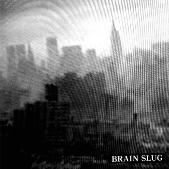 "Brain Slug - Distort New York 7"" cover art"