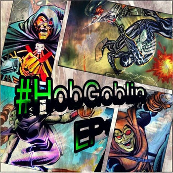 #HobGoblinEP cover art