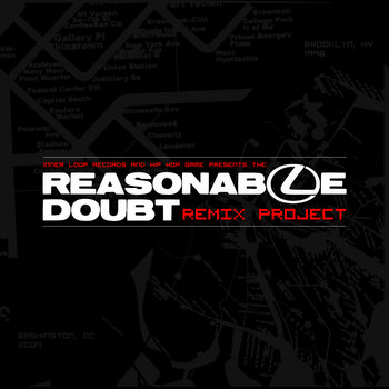 Reasonable Doubt Remix Project cover art
