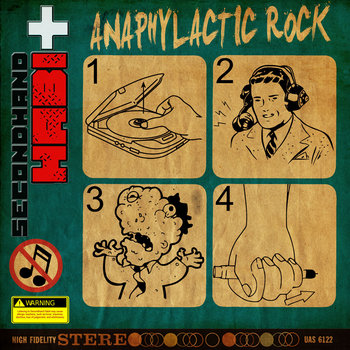 Anaphylactic Rock cover art