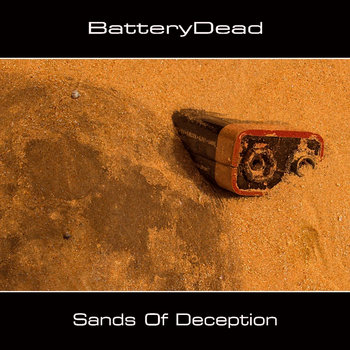 Sands Of Deception cover art