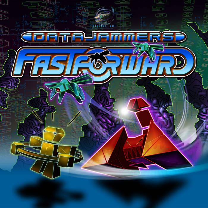 Data Jammers: FastForward Tracks cover art