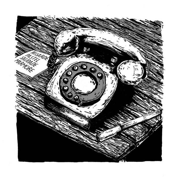 Regarde / Pastel / Saudade / Marmore - Split cover art