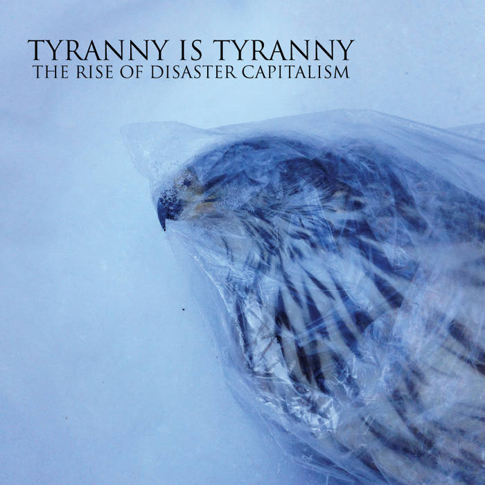 The Rise Of Disaster Capitalism cover art
