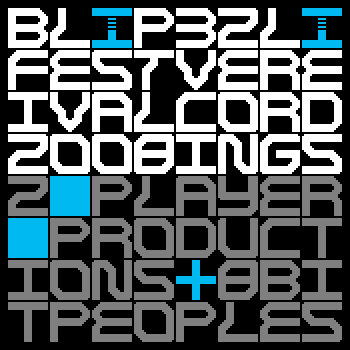 Blip Festival 2008: 32 Live Recordings cover art