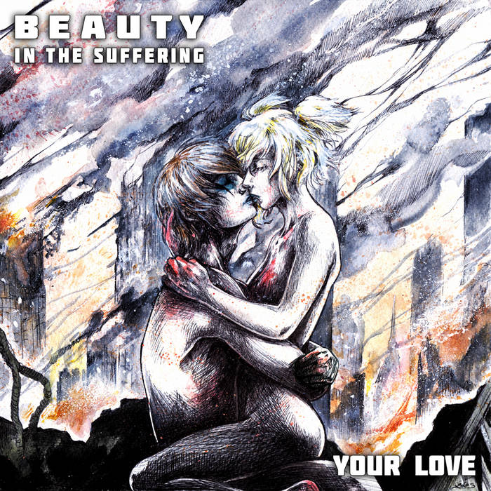 """""""YOUR LOVE"""" cover art"""