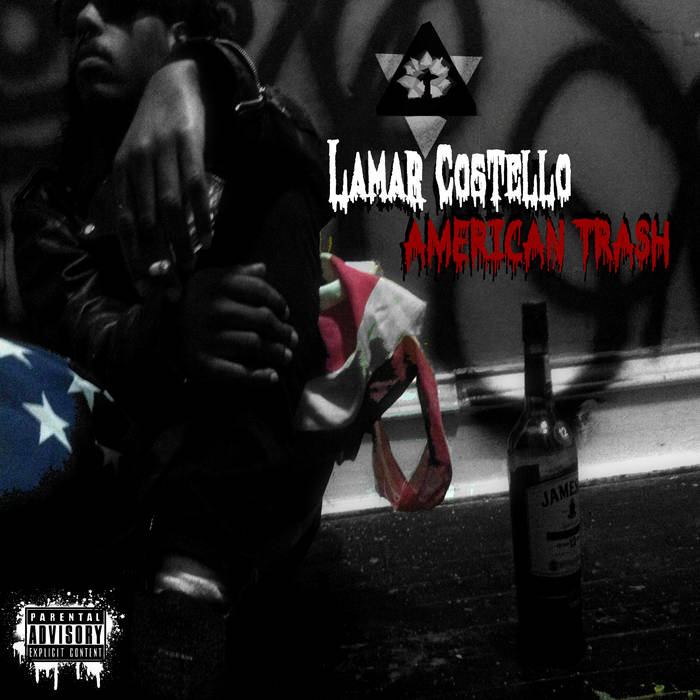 American Trash Ep. cover art