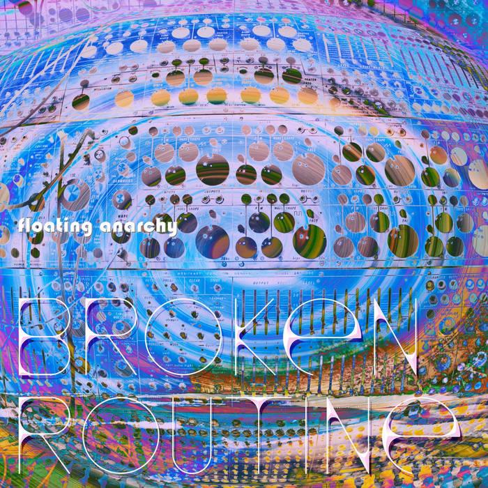 Broken Routine cover art