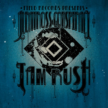 Albatross Conspiracy/Tam Rush Split Single cover art