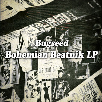 Bohemian Beatnik LP cover art