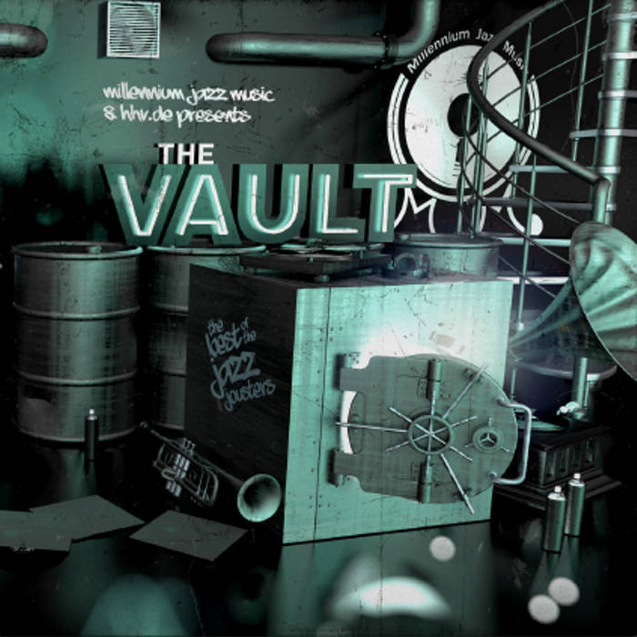 The Vault - Best of the Jazz Jousters cover art