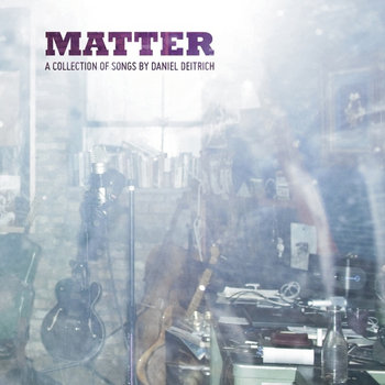 The Matter EP cover art