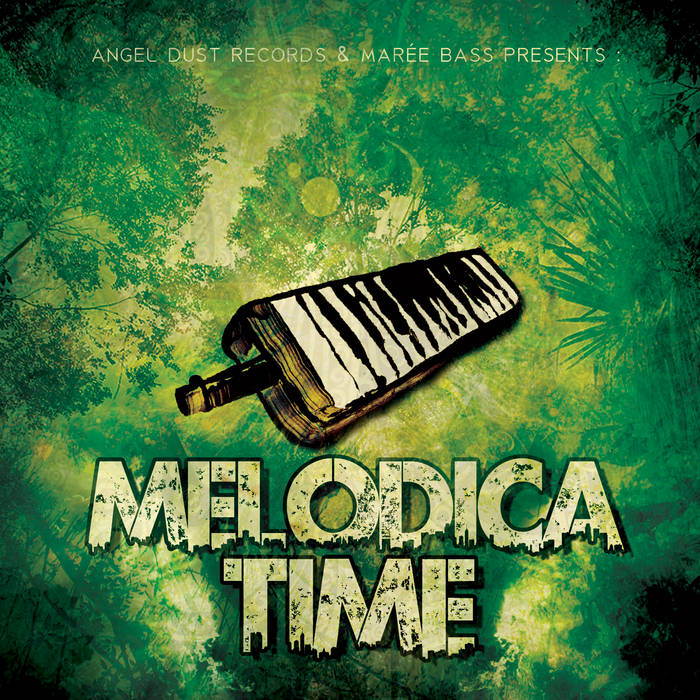 Melodica Time cover art