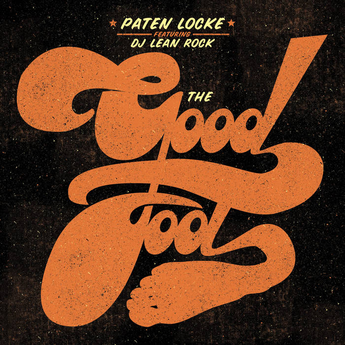 THE GOOD FOOT cover art