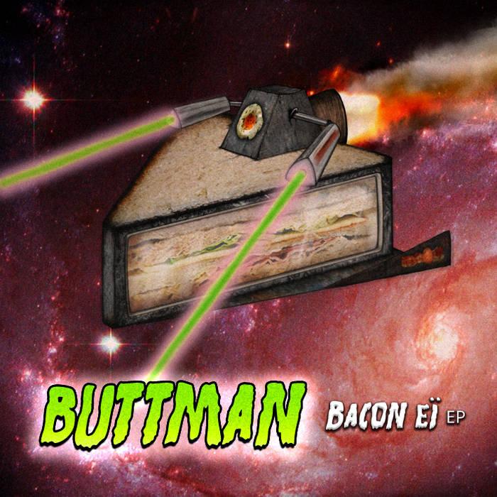 Bacon Eï EP cover art