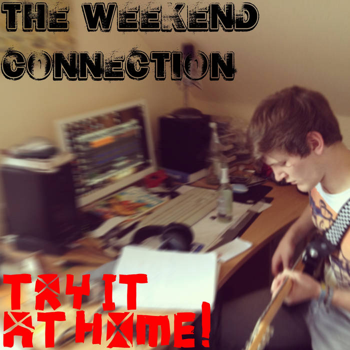 Try It At Home! cover art