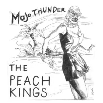 Mojo Thunder EP cover art