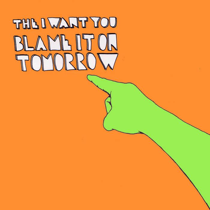Blame It On Tomorrow cover art