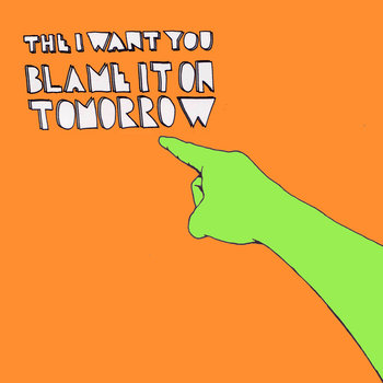 Blame It On Tomorrow cover art