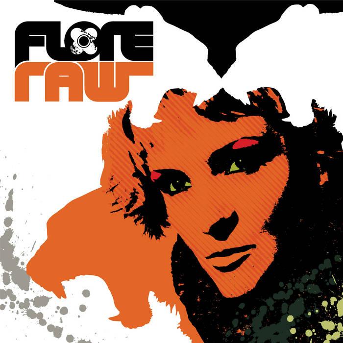 RAW LP cover art