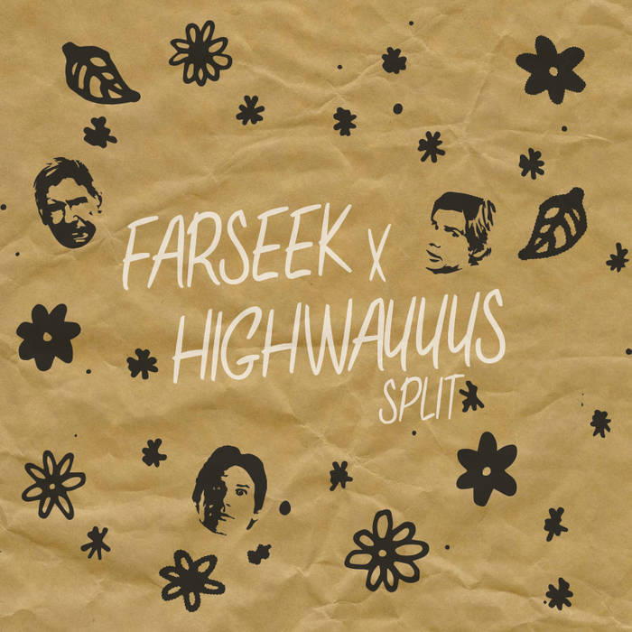 Farseek x Highwayys Split cover art