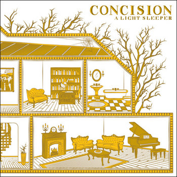 A Light Sleeper - Concision cover art