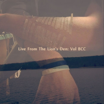 LiveFromTheLionsDen:VolBCC cover art