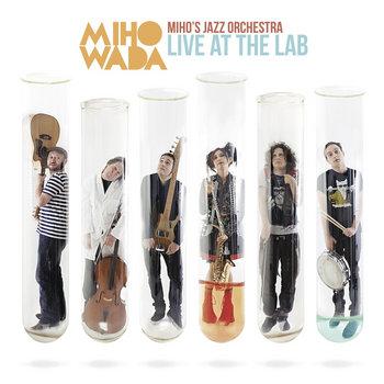 MJO Live @ The Lab cover art
