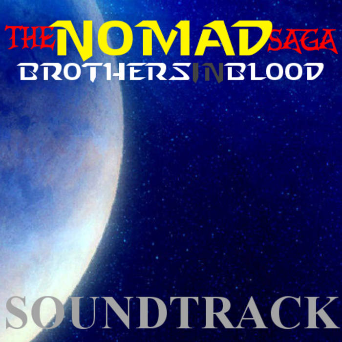 Brothers in Blood OST cover art