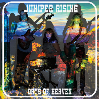 "Days Of Heaven 7"" cover art"