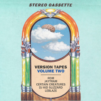 Version Tapes Vol. 2 cover art