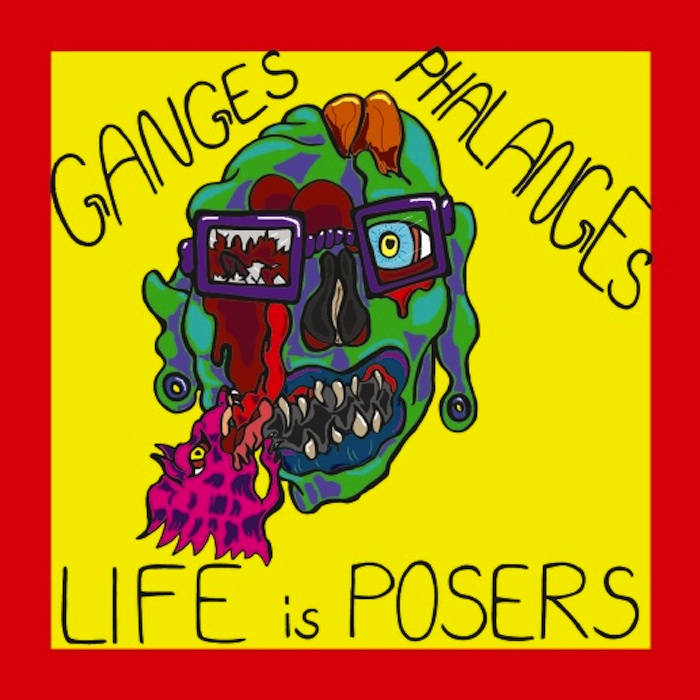 Life Is Posers cover art