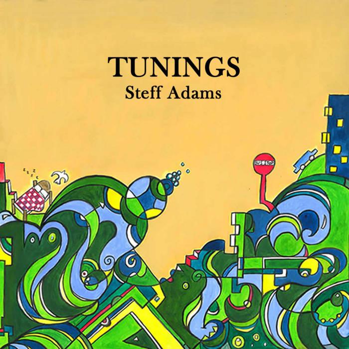 Tunings cover art