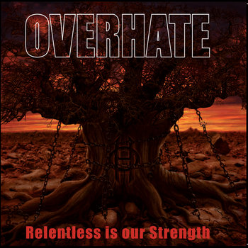 Relentless Is Our Strength cover art