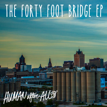 The Forty Foot Bridge EP cover art