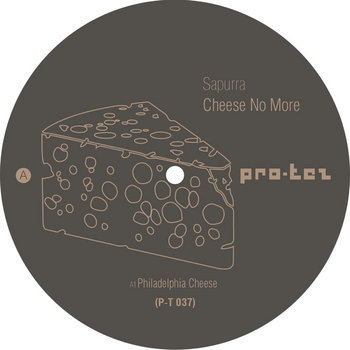 Sapurra - Cheese No More cover art