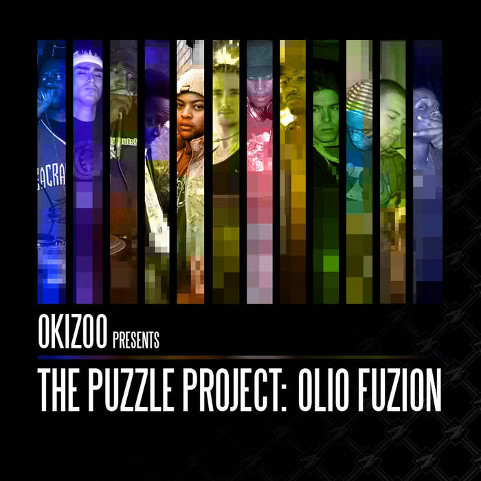 The PuZZle PrOject: OliO FuZiOn cover art