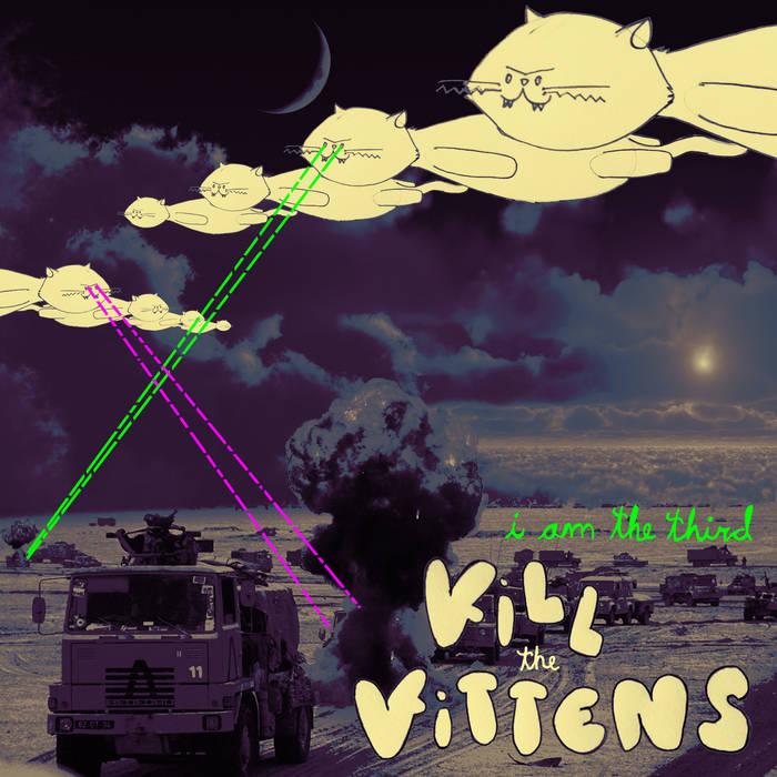 KILL THE KITTENS cover art