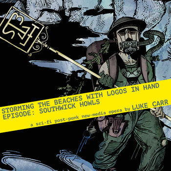 Storming The Beaches With Logos In Hand - Episode: Southwick Howls cover art