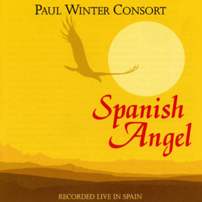 Spanish Angel cover art