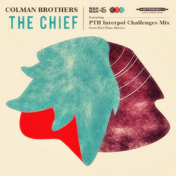 The Chief - digital single cover art