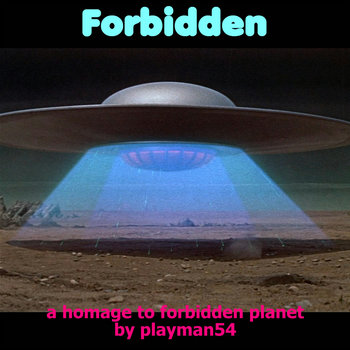 Forbidden cover art
