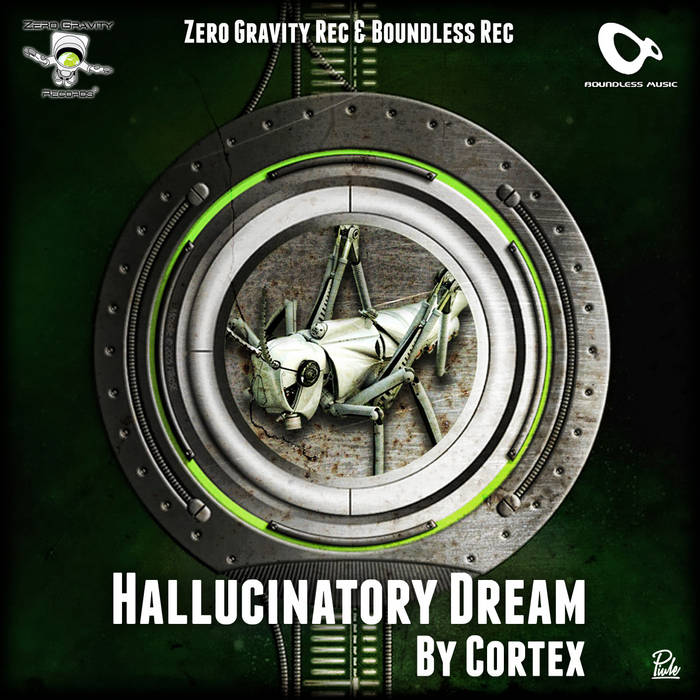 Cortex ** Hallucinatory Dream ** cover art