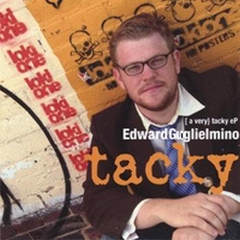 Tacky (a very tacky EP) cover art