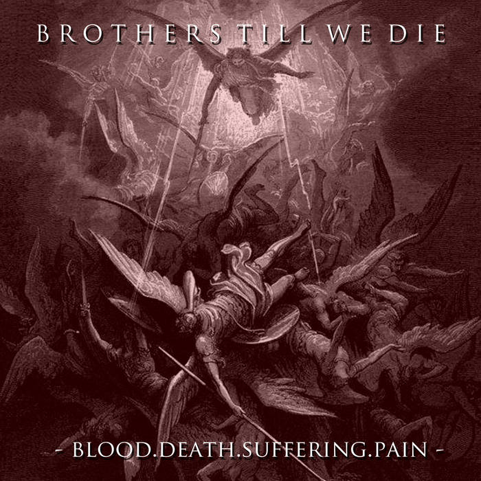 Blood.Death.Suffering.Pain. cover art