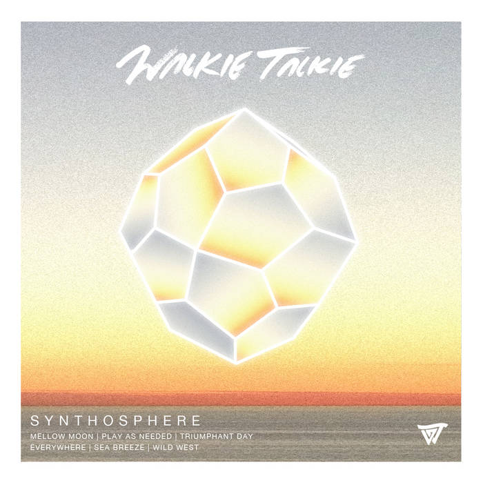 Synthosphere EP cover art
