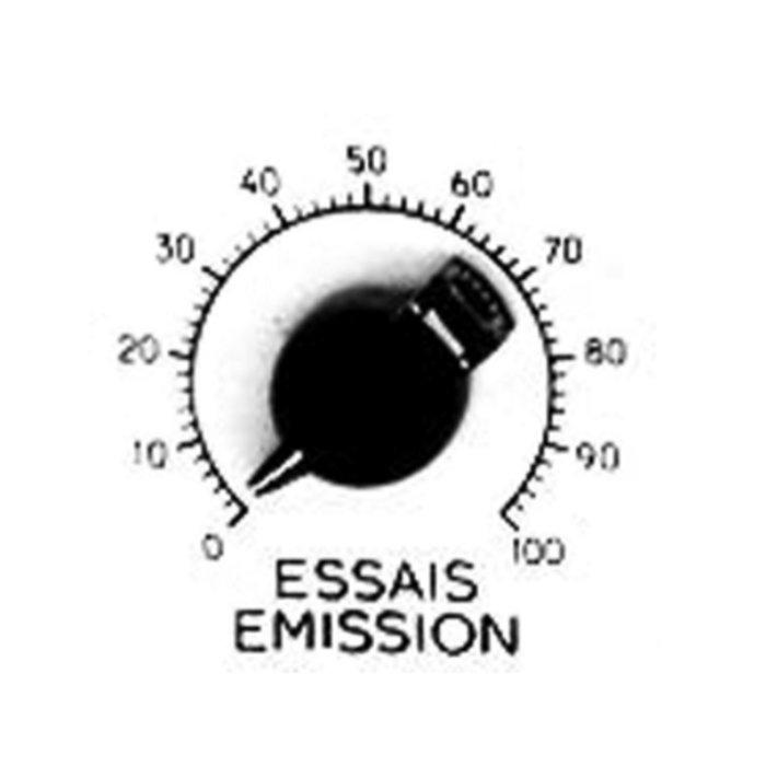 ESSAIS EMISSION (mar2009) cover art
